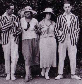 fashion the fun and fads of the 1920s
